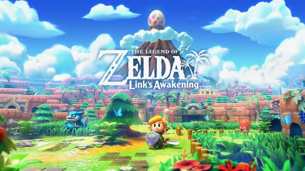 image of zelda links awakening 2019